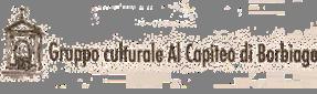 Logo gruppo culturale Al Capiteo