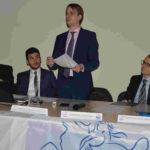 """Matteo Zanellato parla a """"la riforma costituzionale: Le ragioni del NO"""" a Salzano"""