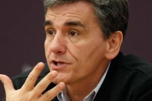 Euclides Tsakalosos, neo ministro dell'economia greco