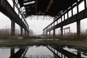 Area industriale dismessa