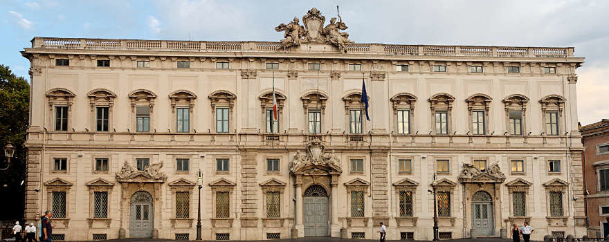 Palazzo corte costituzionale