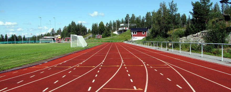 foto pista di atletica